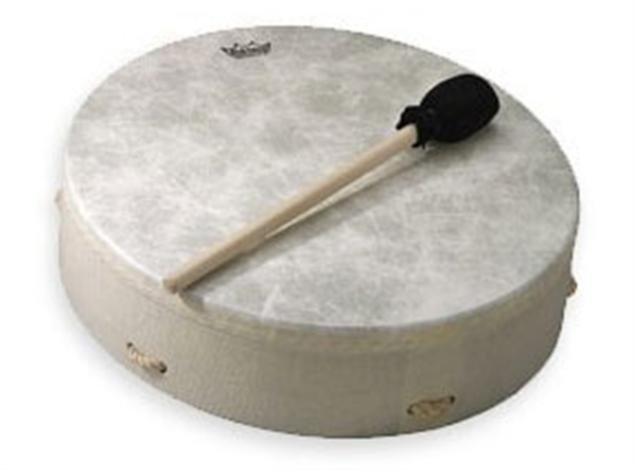 View larger image of Remo E1-0312-00 Standard Buffalo Drum - 12x3.5
