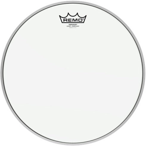 View larger image of Remo Emperor Clear Crimplock Tenor Drumhead - 13