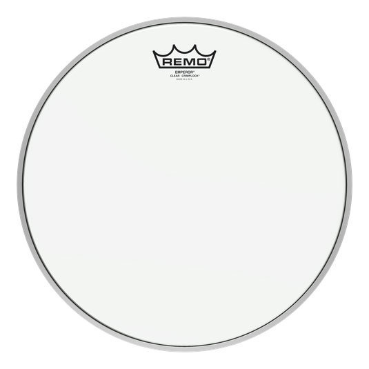 View larger image of Remo Emperor Clear Crimplock Tenor Drumhead - 6