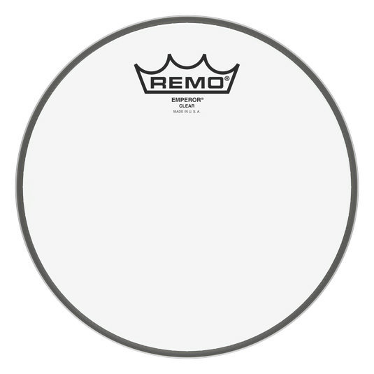 View larger image of Remo Emperor Clear Drumhead - 12