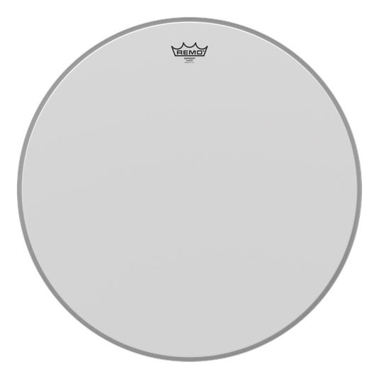 View larger image of Remo Emperor Coated Bass Drumhead - 28
