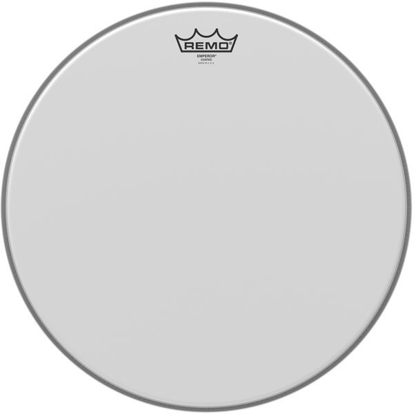 View larger image of Remo Emperor Smooth White Coated Drum Head - 16