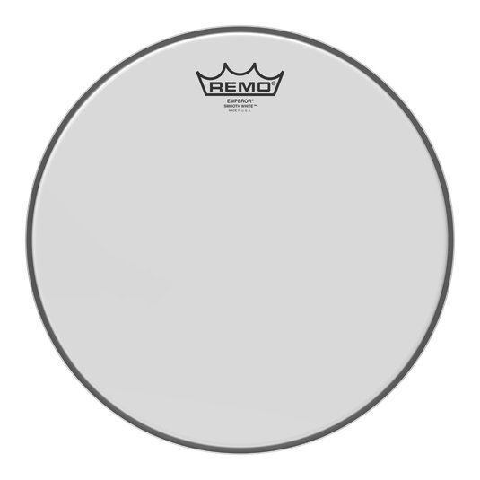 View larger image of Remo Emperor Smooth White Drumhead - 12