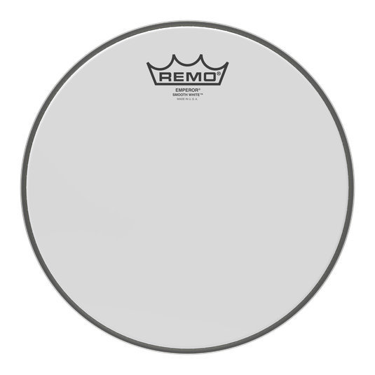 View larger image of Remo Emperor Smooth White Drumhead - 8
