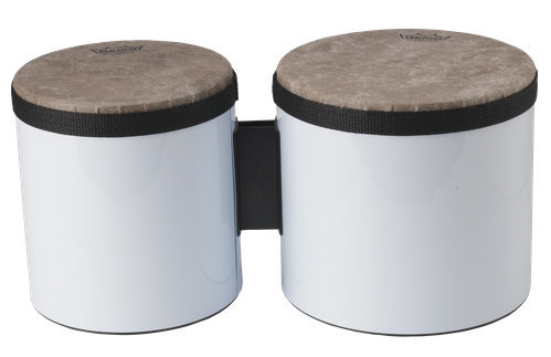 View larger image of Remo Festival Bongo Drum - White, 6-7