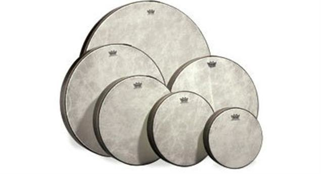 """View larger image of Remo Fiberskyn Drum Head - 14"""""""