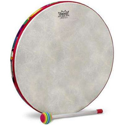 View larger image of Remo KD-0106-01 Individual Hand Drum with Mallet - 1x6