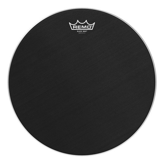 View larger image of Remo Max Drumhead - Black Mylar Bottom, 13