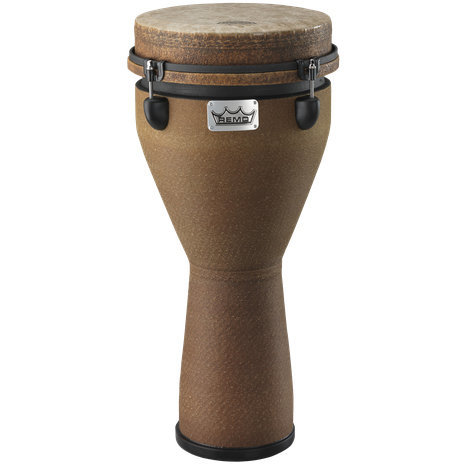 View larger image of Remo Mondo Djembe Drum - Earth, 10
