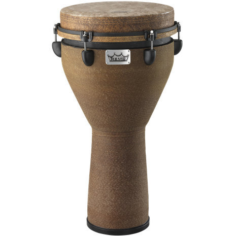 View larger image of Remo Mondo Djembe Drum - Earth, 12