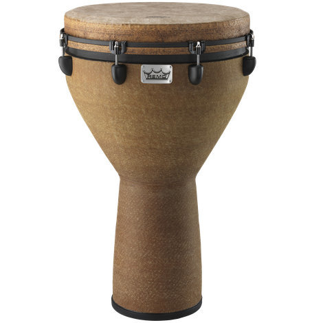View larger image of Remo Mondo Djembe Drum - Earth, 16