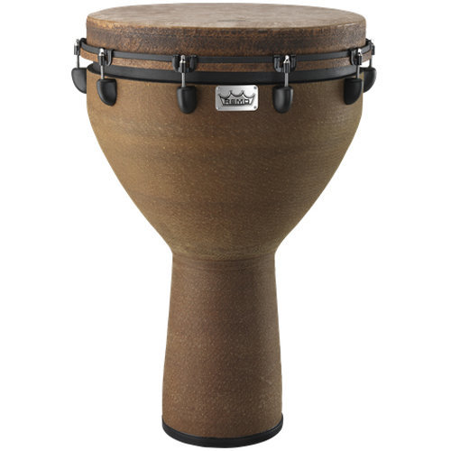 View larger image of Remo Mondo Djembe Drum - Earth, 18