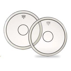 View larger image of Remo P2-0314-C2 Powerstroke 4 Head Drum - Batter - Clear - Clear Dot on Top - 14
