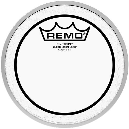 View larger image of Remo Pinstripe Clear Crimplock Tenor Drumhead - 6