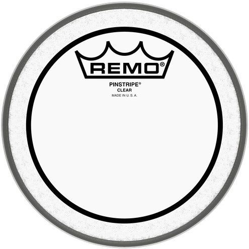 View larger image of Remo Pinstripe Clear Drumhead - 10