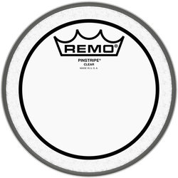Remo Pinstripe Clear Drumhead - 10