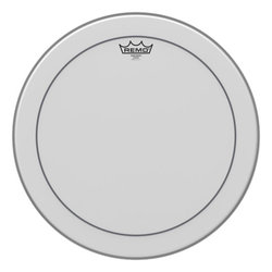 """Remo Pinstripe Coated Drumhead - 18"""""""