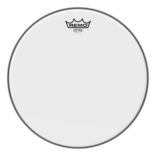 View larger image of Remo Powermax Ultra White Pipe Band Drumhead - 14