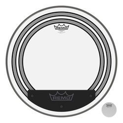 Remo Powersonic Clear Bass Drumhead - 18
