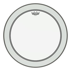 Remo Powerstroke P3 Clear Bass Drumhead - 20