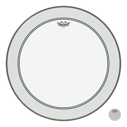 Remo PowerStroke P3 Clear Bass Drumhead - 23