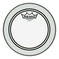 Remo Powerstroke P3 Clear Drumhead - 12