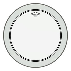 Remo Powerstroke P3 Clear Drumhead - 18