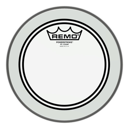 View larger image of Remo Powerstroke P3 Clear Drumhead - 8