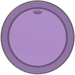 Remo Powerstroke P3 Colortone Drumhead - 20, Purple