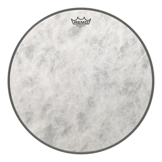 View larger image of Remo Powerstroke P3 Fiberskyn Bass Drumhead - 18