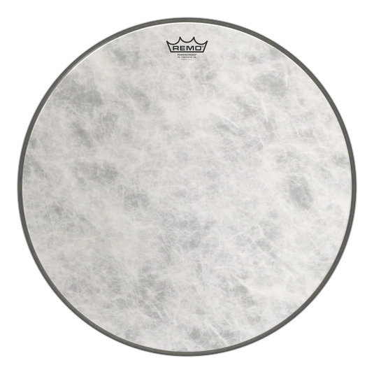 View larger image of Remo PowerStroke P3 Fiberskyn Bass Drumhead - 20