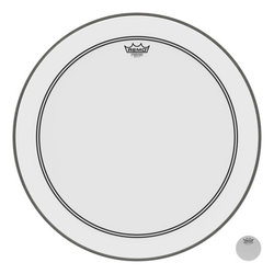 Remo PowerStroke P3 Smooth White Bass Drumhead - 24