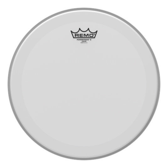 View larger image of Remo Powerstroke P3 X Coated Drumhead - Coated Top Clear Dot, 14