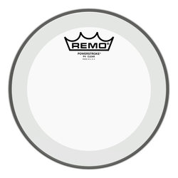 Remo Powerstroke P4 Clear Drumhead - 12
