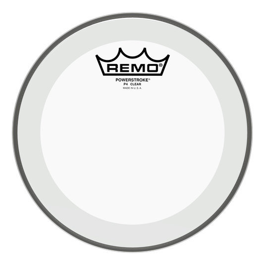 View larger image of Remo Powerstroke P4 Clear Drumhead - 8