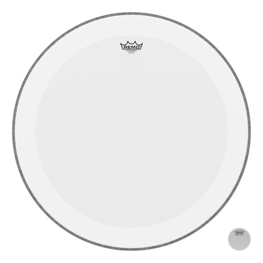 View larger image of Remo PowerStroke P4 Coated Bass Drumhead - 26
