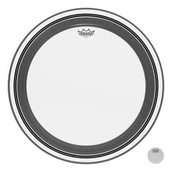 Remo Powerstroke Pro Clear Bass Drumhead - 23