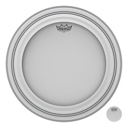 Remo Powerstroke Pro Coated Bass Drumhead - 18