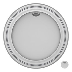 Remo Powerstroke Pro Coated Bass Drumhead - 20