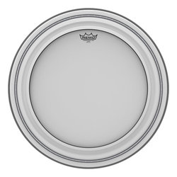 Remo Powerstroke Pro Coated Bass Drumhead - 23