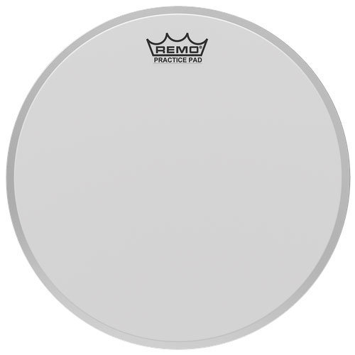 View larger image of Remo Practice Pad Drumhead - Ambassador Coated, 10