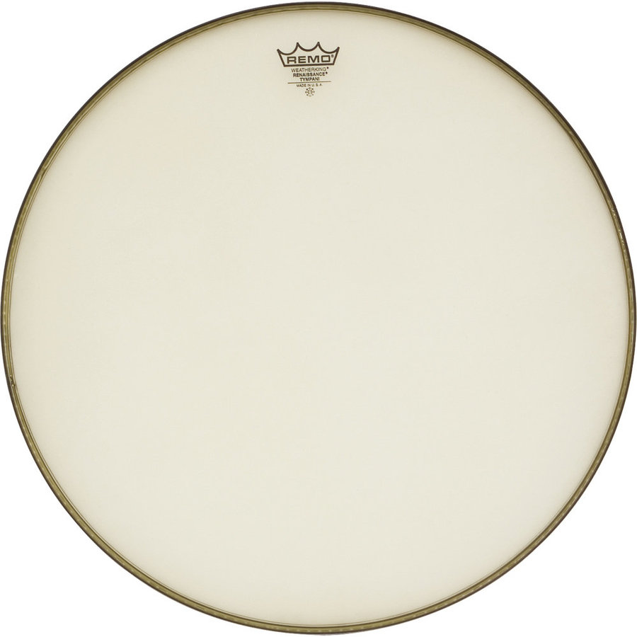 View larger image of Remo RC-Series Renaissance Hazy Aluminum Insert Timpani Drumhead - 25