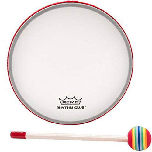 View larger image of Remo Rhythm Club Hand Drum - 6
