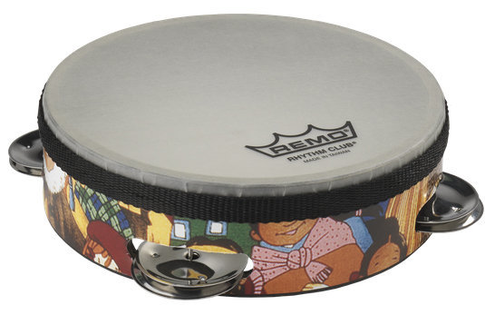 View larger image of Remo Rhythm Club Tambourine - 6