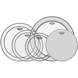 Remo Rock ProPack Drumheads - 12,13,14,16,22