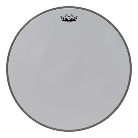 View larger image of Remo Silentstroke Bass Drumhead - 18