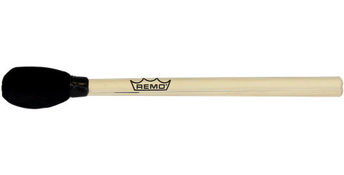 View larger image of Remo Soft Black Cover Wood Mallet - 12