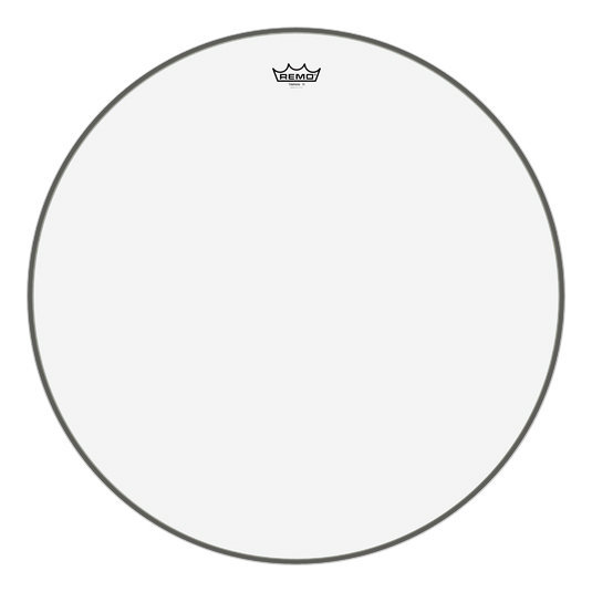 View larger image of Remo TI-Series Clear Timpani Drumhead - 25