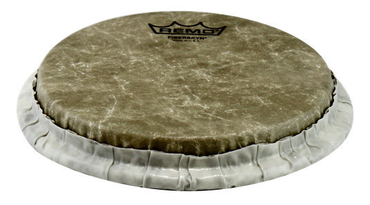 View larger image of Remo Tucked Fiberskyn Bongo Drumhead - 7.15