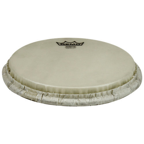 View larger image of Remo Tucked Nuskyn Bongo Drumhead - 7.15